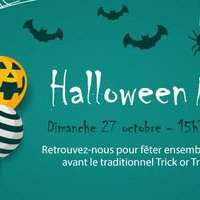 ANY Family fete de Halloween - Dimanche 27 octobre 2019 15:30-17:30