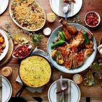 AnyCook : Thanksgiving - Mercredi 14 novembre 2018 09:30-14:00
