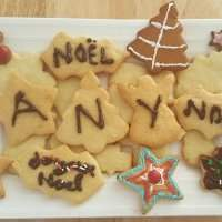 AnyCook : Christmas cookies - Jeudi 13 décembre 2018 10:00-13:00