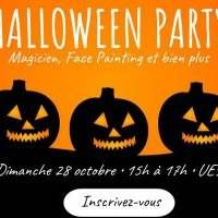 AnyFamily : Halloween Party - Dimanche 28 octobre 2018 15:00-17:00