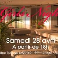 Girl's Night - Samedi 28 avril 2018 18:00-21:00