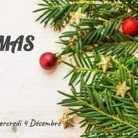 ANY Family // Christmas Party - Samedi 7 décembre 2019 15:00-17:00
