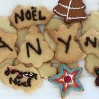 AnyCook Christmas Cookies - Mercredi 13 décembre 2017 09:30-12:00